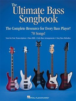 HL00701946 - ULTIMATE BASS SONGBOOK COMPLET RESOURCE EVERY BASS PLAYER...