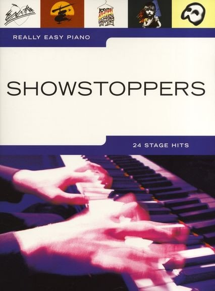 AM982784 Really Easy Piano: Showstoppers