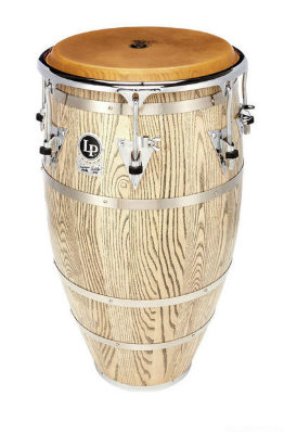 "LATIN PERCUSSION LP863Z Giovanni Palladium Wood Super Tumba супер-тумба 32""х14"", ясень"