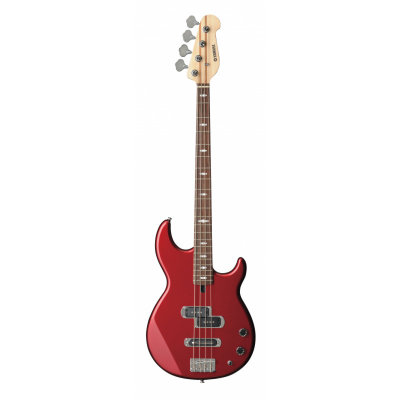 Yamaha BB424 RED METALLIC бас-гитара