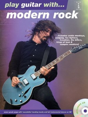 HLE90004486 Play Guitar With... Modern Rock