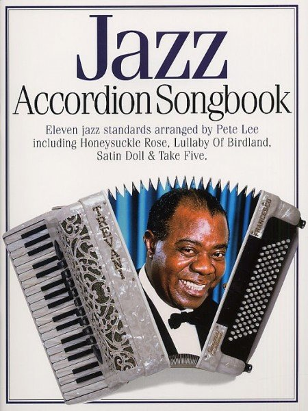 AM942656 Jazz Accordion Songbook: