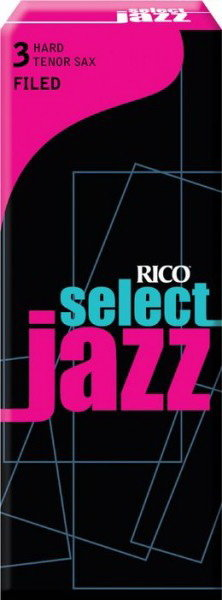 RICO RSF05TSX3H Select Jazz Filed 3H 5 шт трости для саксофона-тенора