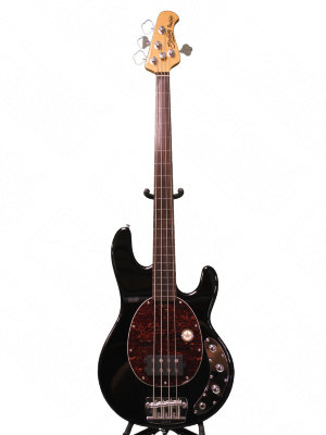 Sterling by MusicMan RAY34CAFL/BK бас-гитара