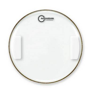 "Aquarian HPSN12 SSH пластик для барабана 12"", серия SNARE SIDE HEADS HI-PERFORMANCE SNARE BOTTOM, резонаторный"