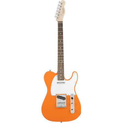 FENDER SQUIER Affinity Telecaster RW Competition Orange электрогитара