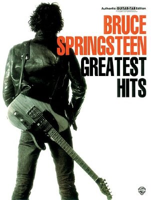 IMP4164A Bruce Springsteen: Greatest Hits (TAB)