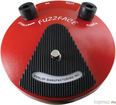 DUNLOP JDF2 FuzzFace Distortion