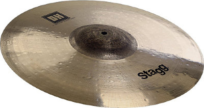 "STAGG DH-CMT16E Crash medium thin16"" exotic тарелка"