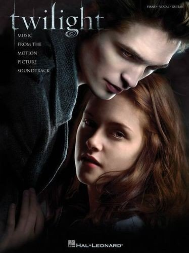 HL00313439 TWILIGHT MUSIC FROM THE MOTION PICTURE (PVG)