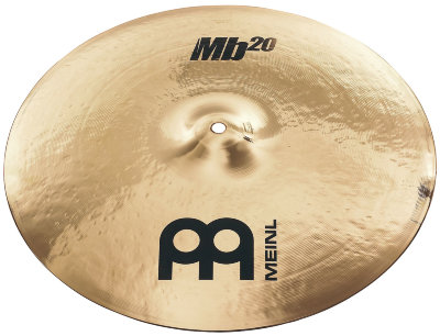 "MEINL MB20-18 MHC-B 18"" crash тарелка"