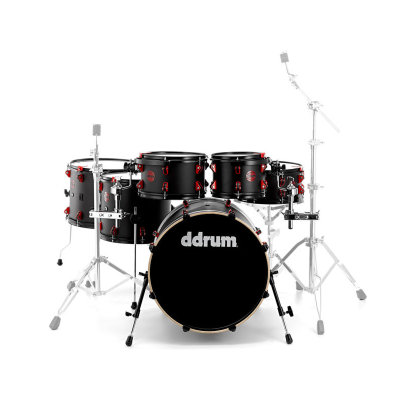DDRUM HYBRID 5 PLAYER акустическая барабанная установка