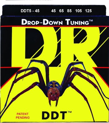 DR DDT5-45 Drop-Down Tuning