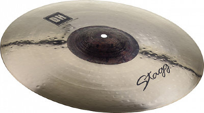 "STAGG DH-CMT18E Crash medium thin18"" exotic тарелка"