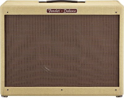 FENDER HOT ROD DELUXE 112 ENCLOSURE TWEED Гитарный кабинет