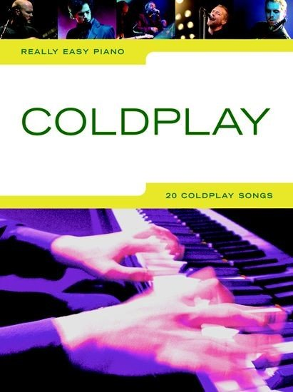 AM989593 Really Easy Piano: Coldplay