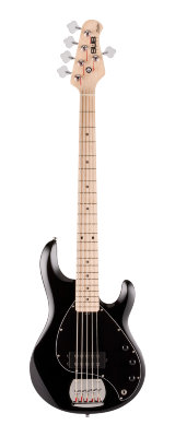 Sterling by MusicMan RAY5BK/M бас-гитара