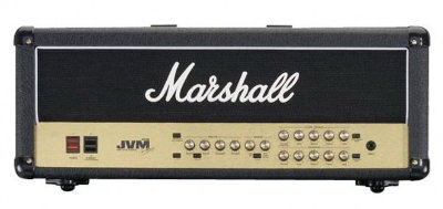 MARSHALL JVM 205H 50 WATT ALL VALVE 2 CHANNEL HEAD усилитель-голова 50 Вт