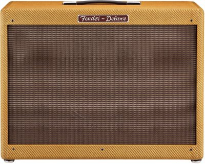 FENDER Hot Rod Deluxe 112 Enclosure, Lacquered Tweed Акустический кабинет