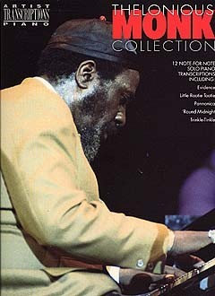 AM987272 - Thelonious Monk Collection - книга: Коллекция Телониуса...
