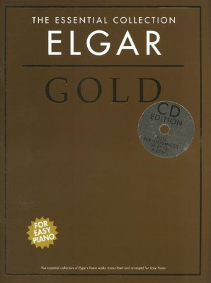 CH78727 The Easy Piano Collection: Elgar Gold (CD Edition) книга:...