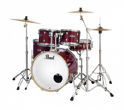 PEARL EXL-725/C246 ударная барабанная установка акустическая Export Natural Cherry
