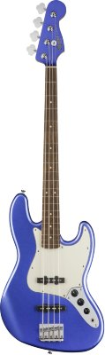 Squier Contemporary Jazz Bass® Laurel Fingerboard Ocean Blue Metallic бас-гитара