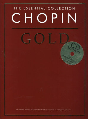 CH80124 The Essential Collection: Chopin Gold (CD Edition) книга:...