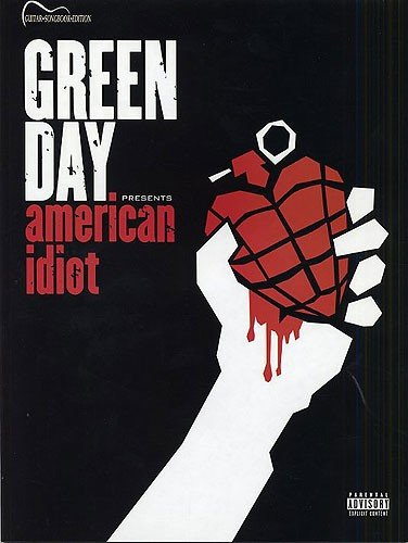 PGM0423 Green Day: American Idiot (TAB)
