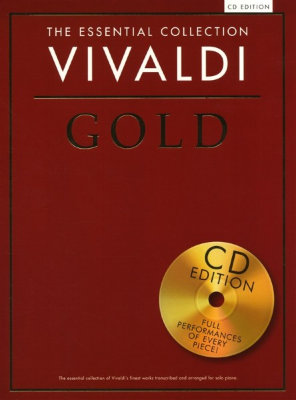 CH80190 The Essential Collection: Vivaldi Gold (CD Edition) книга:...