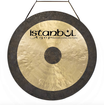 ISTANBUL AGOP HGG18 гонг 18""