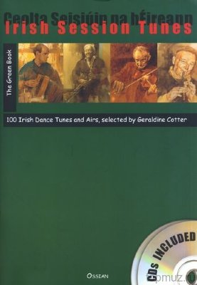 OMB363 - Irish Session Tunes: The Green Book (Book/2CDs) - книга:...