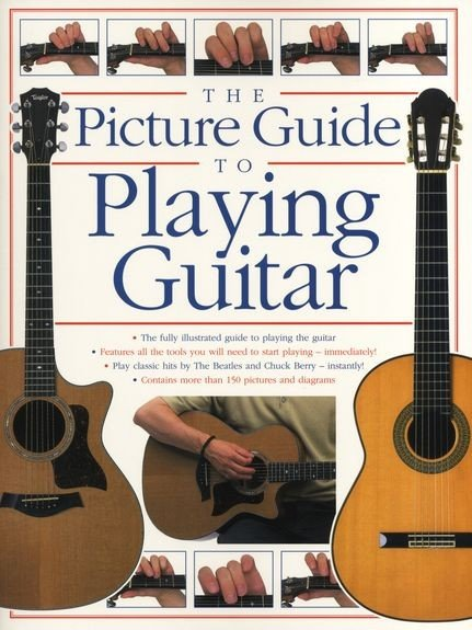 AM952952 DICK ARTHUR THE PICTURE GUIDE TO PLAYING GUITAR GTR BOOK