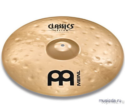 MEINL CC18ЕMС-B Classics Custom Extreme Metal Crash тарелка