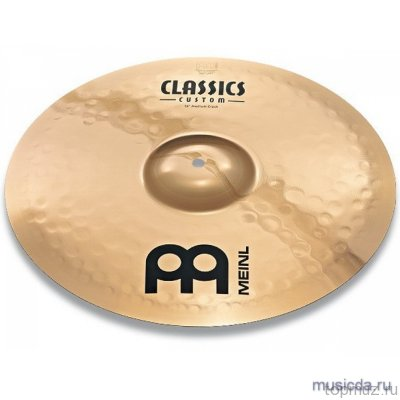 "MEINL CC19ЕMС-B Classics Custom Extreme Metal Crash 19"" тарелка"