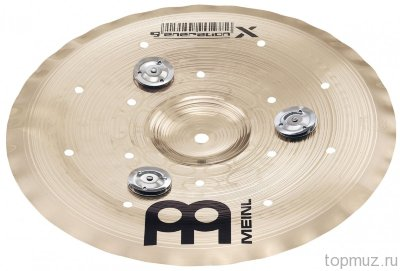 "MEINL Generation X Jingle Filter China (GX-12FСH-J) 12"" china тарелка ударная барабанная"