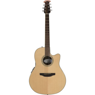 OVATION CS24-4 Celebrity Standard Mid Cutaway Natural электроакустическая гитара