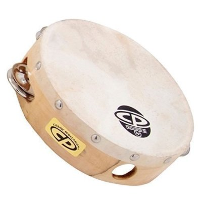 "LATIN PERCUSSION CP376 6"" тамбурин-бубен (4 пары джинглов)"