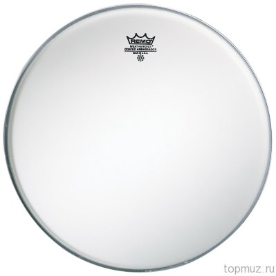 Пластик для барабана REMO BA-0116-00 BATTER AMBASSADOR COATED, 16''