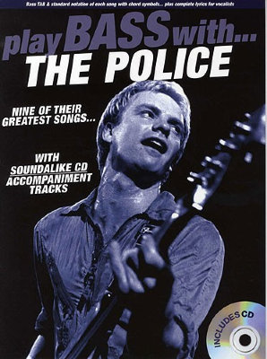 AM991364 Play Bass With... The Police