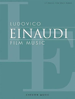 CH83677 - EINAUDI FILM MUSIC PIANO SOLO BOOK