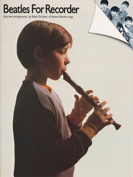 NO18434 The Beatles For Recorder