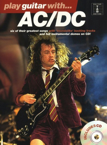 AM955900 Play Guitar With... AC/DC