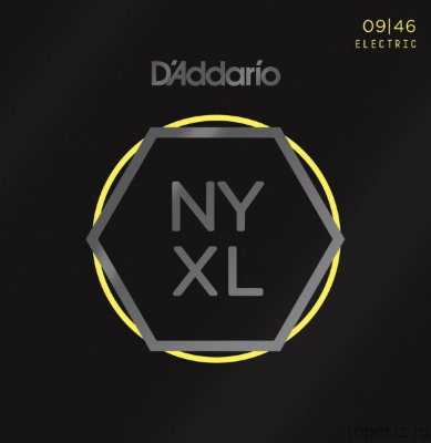 D'ADDARIO NYXL0946 Super Light Top/Regular Bottom 9-46 струны для электрогитары