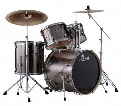 PEARL EXX-705N/C21 ударная барабанная установка акустическая Export Smokey Chrome