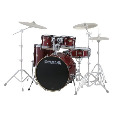 YAMAHA SBP2F5(Cranberry Red) акустическая барабанная установка