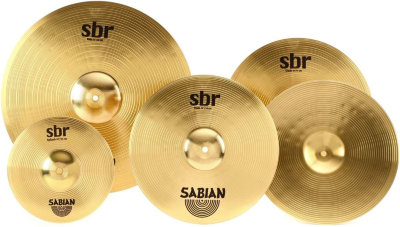 Комплект тарелок SABIAN SBr Promotional Pack