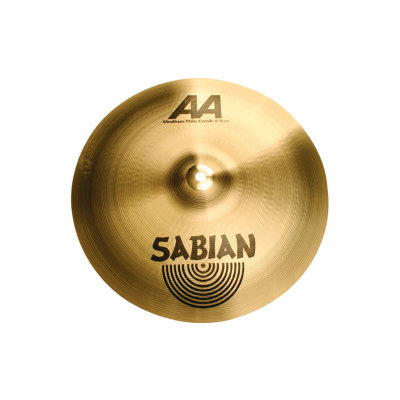 "SABIAN AA 16"" MEDIUM-THIN crash тарелка"