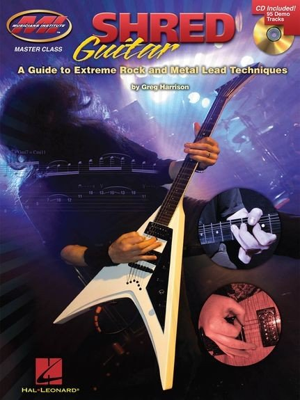 HL00695977 Greg Harrison: Shred Guitar A Guide To Extreme Rock...