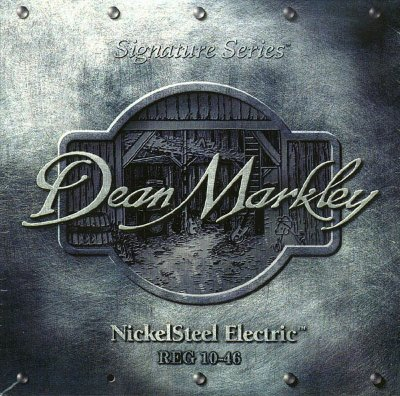 DEAN MARKLEY 2503 Signature -струны для электрогитары 10-46